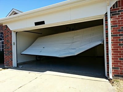 Garage Door Repair in Pearland